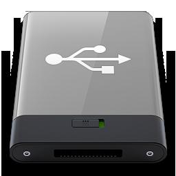 HDD Grey USB W