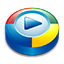 Windows Media Player puck Icon