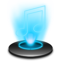 My Music Hologram