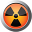Dangerous Radiation Icon