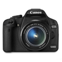 Canon 500D front-128