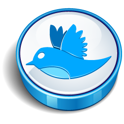 Twitter blue cooky-256