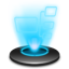 My Network Hologram icon
