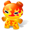 Fire Toy Icon