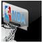 NBA Basket icon
