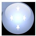Micronesia Flag-128