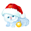 Christmas Kitty-128