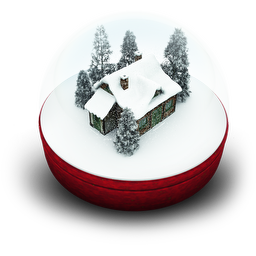Xmas Snow Globe