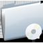 Folder BlankCD Icon