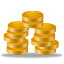 Earning statements icon