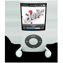 White iPod Nano-128
