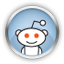 Chrome Reddit icon
