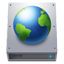 HDD Web icon