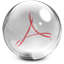 Acrobat Glass icon