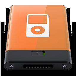 HDD Orange iPod W