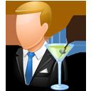 Bartender Male Light-128