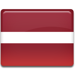 Latvia Flag-256