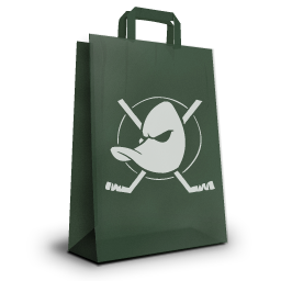 Mighty Ducks bag