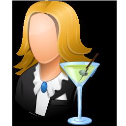 Bartender Female Light