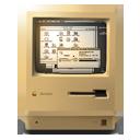 Macintosh Plus on-128