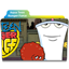 Aqua Teen Hunger Force Icon
