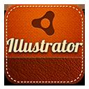 Illustrator retro-128