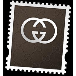Gucci Logo Stamp