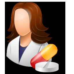 Pharmacist Female Light