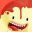 Freaky head icon