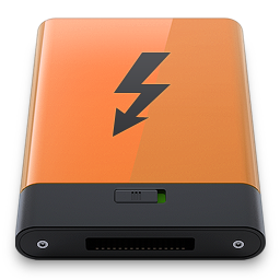 HDD Thunderbolt