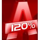 Alcohol 120%-128