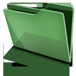 TFolder Green