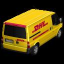 Van DHL Back-128