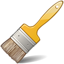Yellow Paintbrush-128