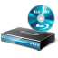 Blu Ray Player Disc icon