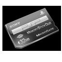 Card memory-128