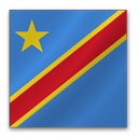 Democratic Congo Flag-128