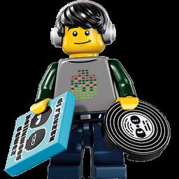 Lego Dj Icon Download Lego Figure Icons Iconspedia