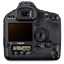 Canon 1D back icon