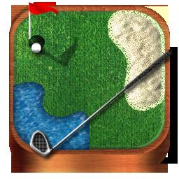 Golf wooden