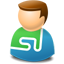 User web 2.0 stumbleupon Icon