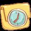Folder In Progress icon