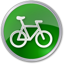 Bicycle Green-128