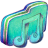 Music Alt Green Folder-48