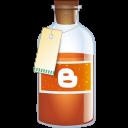 Blogger Bottle-128