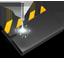 Laser WIP Black icon