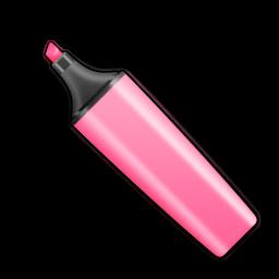 Marker Stabilo Pink