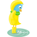 fall raincoat follow me-128