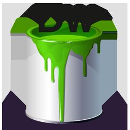 DW Paint Bucket
