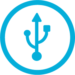 Metro Usb1 Blue